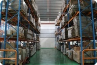 oem coffee manufacturing warehouse