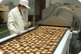 oem biscuit production